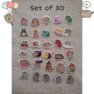 Pusheen The Cat Sticker Set